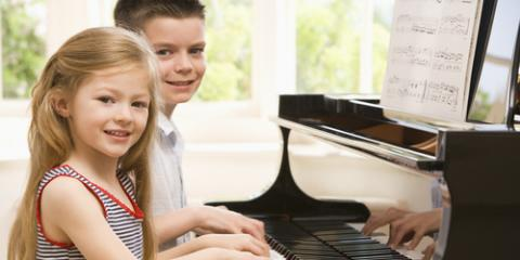 Music Education's Positive Impact on Childhood Development & Learning, Clarksville, Maryland