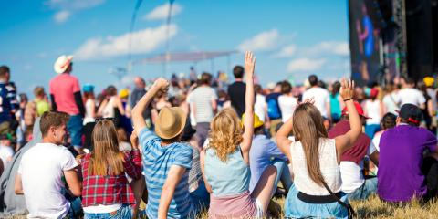 How to Pack for a High-Energy Music Festival, Bellbrook, Ohio