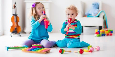 Why Sensory Play Should Be Part of Your Child's Development, New York, New York