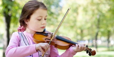 A Guide to Violin Sizes for Young Students, Honolulu, Hawaii