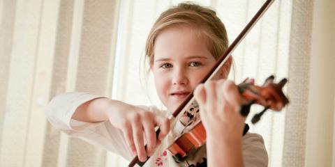 4 Instruments Exclusive to Members of Honolulu's Premier Music School, Honolulu, Hawaii