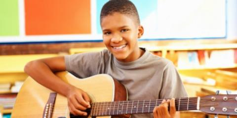 Music Lessons For Children: How Private Instruction Form Musical Associates Will Enrich Your Child's Life, Washington, District Of Columbia