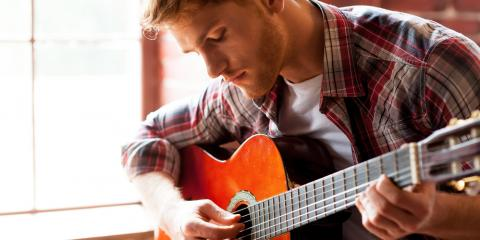 Avoid These 3 Beginner Mistakes When Playing the Guitar, Tulsa, Oklahoma