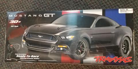 The Traxxas Mustang GT has Arrived!!, Brandon, Florida