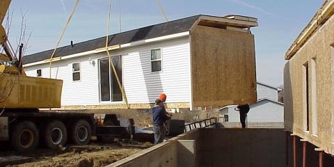 A Guide to Building Modular Homes, Oskaloosa, Iowa