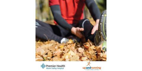 Up and Running & Premier Health Injury Clinic Dayton, Washington, Ohio