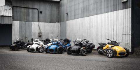 5 Common Questions About the Can-AM Spyder®, Cuba, Missouri
