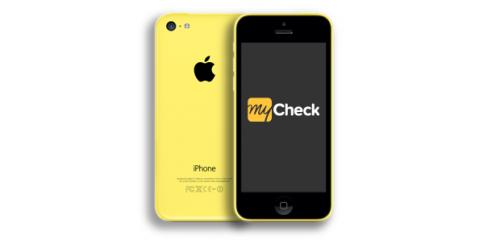 Win A Yellow iPhone 5C! Enter MyCheck's Photo Contest!, Manhattan, New York