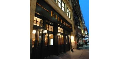Editor's Pick: Paying The Bill on a First Date is Simple With Your MyCheck App at Butterfield 8, Manhattan, New York