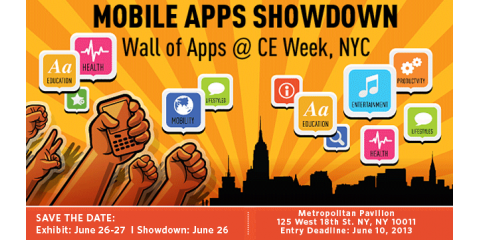 Support Your Favorite Mobile Payment Application MyCheck in Mobile Apps Showdown  , Manhattan, New York