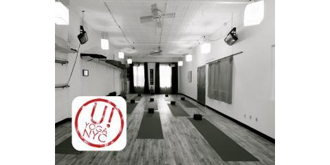 MyCheck Editor's Pick: Spotlight on U! Yoga Studio, Manhattan, New York