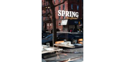 Merchant of the Week: Moms On-The-Go Can Dine With Ease at Natural Spring Kitchen With the Help of The MyCheck App, Manhattan, New York