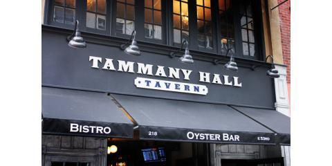 Happy Hour Specials & Your MyCheck App Completes the Experience at Tammany Hall Tavern, Manhattan, New York