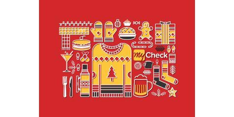 MyCheck's Holiday Gift Guide, Manhattan, New York