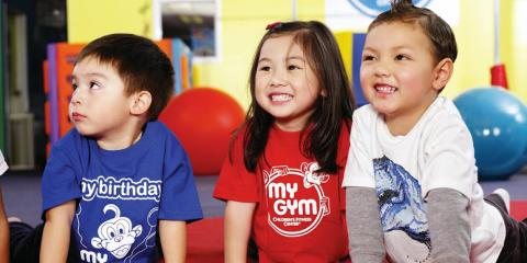 Announcing Back-to-School Kids' Activities at My Gym Children's Fitness Center in Potomac!, Potomac, Maryland