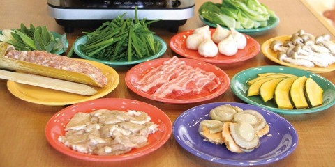 Create Your Own Nabe: 5 Popular Hot Pot Dinner Ingredients, Honolulu, Hawaii