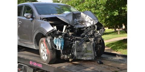 5 Reasons You Should Hire an Experienced Auto Accident Lawyer  , Winston-Salem, North Carolina