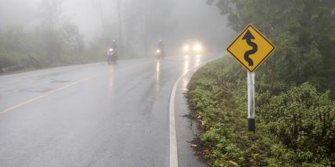 4 Tips for Riding a Motorcycle Safely in the Rain, Morehead, North Carolina