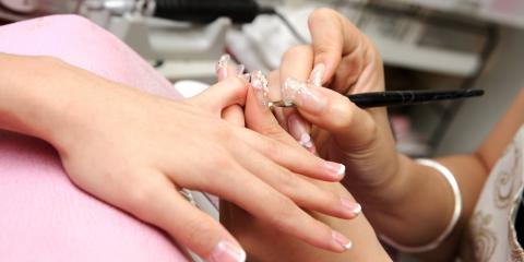 Dip Nails vs. Acrylic Nails: What's the Difference?, Boston, Massachusetts