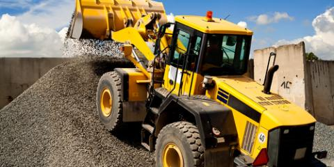 5 Examples of Earth Moving Equipment, Nancy, Kentucky