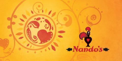nando s background Take a look at hull's new nando's restaurant at kingswood retail park  to  nando's fiery brand of southern african peri-peri chicken, and is.