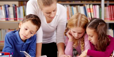 Here's How a Nanny Can Help Your Child Succeed in School, Morehead City, North Carolina