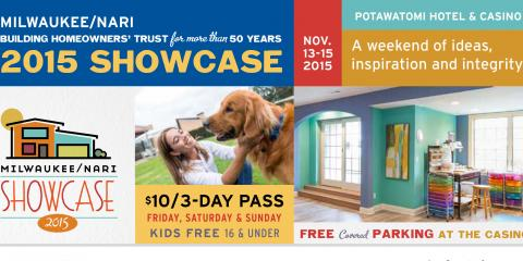 A Milwaukee/NARI Showcase You Do Not Want To Miss!, Burlington, Wisconsin