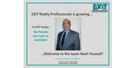 EXIT Realty Professionals is Growing!, Lincoln, Nebraska