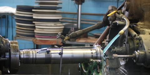 Spindle Grinding & Repair, Wire Capstan Repair & More From Nation Grinding, Inc., Dayton, Ohio