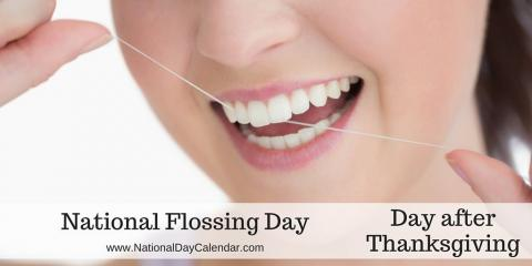 Dr. Joy Lunan Celebrates National Flossing Day, Middlebury, Connecticut
