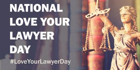National Love Your Lawyer Day, Las Vegas, Nevada