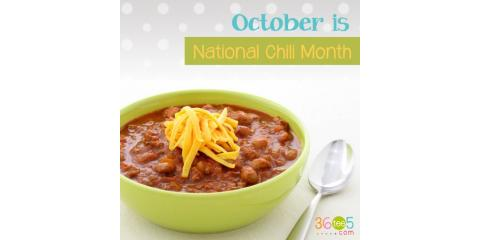 Local Dentist Celebrates National Chili Month, Middlebury, Connecticut