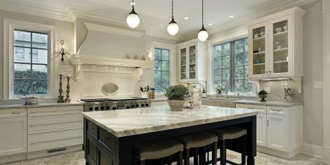 3 Benefits Of Natural Stone Countertops In The Kitchen, Red Bank, New Jersey