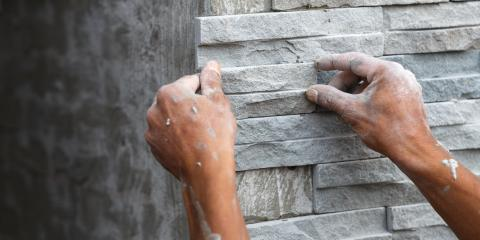 Why You'll Love the Look of Stacked Natural Stone, Lihue, Hawaii