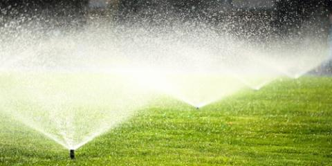 4 Common Misconceptions About Installing Sprinklers, Cincinnati, Ohio