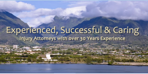Meet The Personal Injury Lawyers at Noufer & Brown, Wailuku, Hawaii
