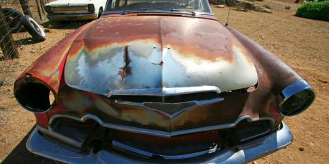 Know the Signs of Rust Before Buying a Collector Car, 2, Poplar Tent, North Carolina