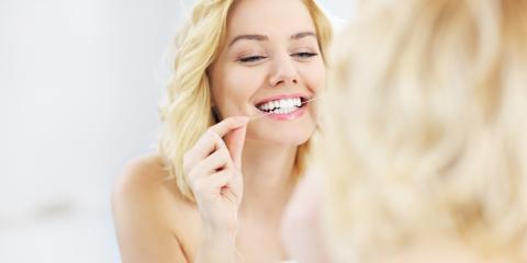 The Importance of Flossing, Thomasville, North Carolina