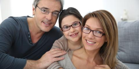 3 Ways to Help Your Child Get Used to Wearing Prescription Glasses, High Point, North Carolina