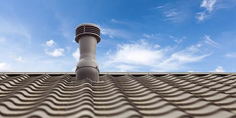 What Is the Difference Between Passive & Powered Ventilation for Roofing?, Kannapolis, North Carolina