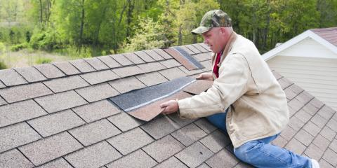 5 Signs You Need a Roof Repair, Concord, North Carolina