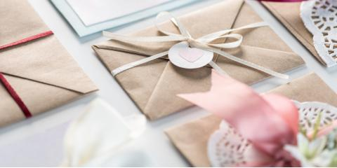 Lincoln Banquet Hall Shares 3 Common Wedding Invitation Mistakes, Lincoln, Nebraska
