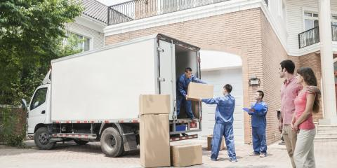 How a Storage Unit Can Help You Move, Stevens Creek, Nebraska