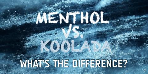 What is the Difference Between Menthol & Koolada in Vape Juice?, Hilo, Hawaii