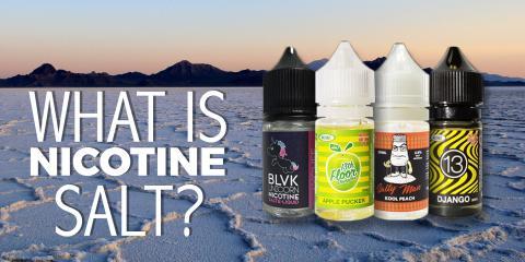 The Best Vape Shop to Buy Nicotine Salts in Aiea, Honolulu, Hawaii, Ewa, Hawaii