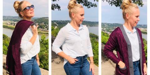 A Guide to Color Matching for Women's Clothes, Walton, Kentucky