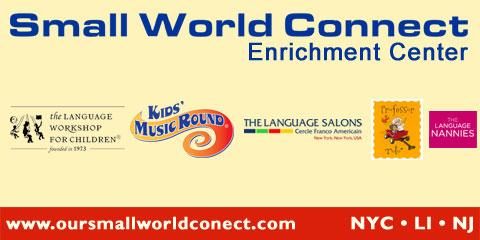 Small World Connect, Educational Services, Family and Kids, New York, New York