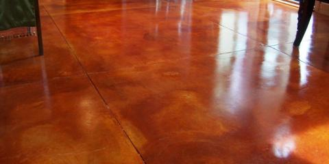 Is Stained Concrete the Best Flooring for Your Basement?, Lincoln, Nebraska