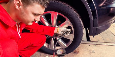 3 Reasons the Tires Keep Losing Pressure, Lincoln, Nebraska