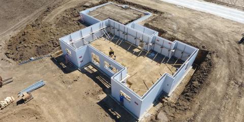 5 Benefits of Building an ICF Home, South Sioux City, Nebraska